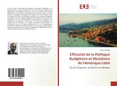 Portada del libro de Efficacité de la Politique Budgétaire et Monétaire de l'Amérique Latin
