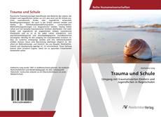 Buchcover von Trauma und Schule