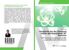 Buchcover von Vergleiche bei der Streuung zweier gleichgeladener W-Bosonen