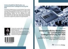 Buchcover von Unterschiedliche Methoden zur automatischen Codegenerierung bei EDS