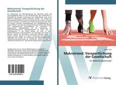 Copertina di Makrotrend: Versportlichung der Gesellschaft