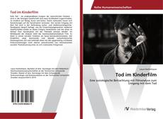 Capa do livro de Tod im Kinderfilm