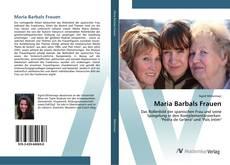 Bookcover of Maria Barbals Frauen