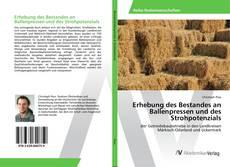 Capa do livro de Erhebung des Bestandes an Ballenpressen und des Strohpotenzials
