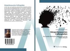 Portada del libro de Körperbewusstes Cellospielen