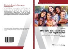 Bookcover of Ethnische Benachteiligung von Jugendlichen