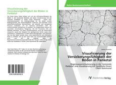 Buchcover von Visualisierung der Versickerungsfähigkeit der Böden in Panketal