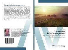 Buchcover von Sinnvolles Selbstmanagement