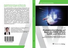 Bookcover of Produktentwicklung auf Basis des MBSE mittels SysML und Simulink