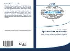 Portada del libro de Digitale Brand Communities