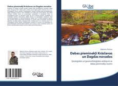 Обложка Dabas pieminekļi Krāslavas un Dagdas novados