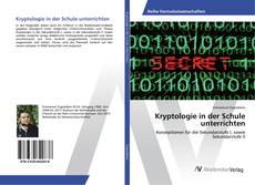 Portada del libro de Kryptologie in der Schule unterrichten