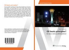 Borítókép a  Oil beats principles? - hoz