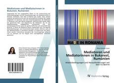 Mediatoren und Mediatorinnen in Bukarest, Rumänien kitap kapağı