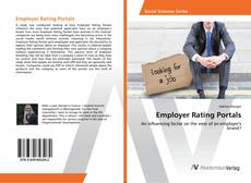 Buchcover von Employer Rating Portals