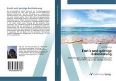 Bookcover of Erotik und geistige Behinderung