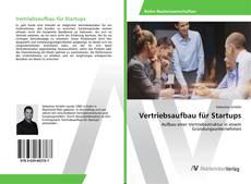 Buchcover von Vertriebsaufbau für Startups