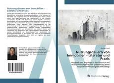 Bookcover of Nutzungsdauern von Immobilien - Literatur und Praxis