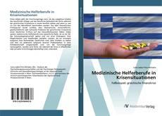 Bookcover of Medizinische Helferberufe in Krisensituationen