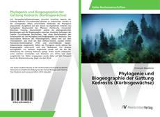 Buchcover von Phylogenie und Biogeographie der Gattung Kedrostis (Kürbisgewächse)