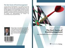 Buchcover von The Dart Game of Eventmanagement