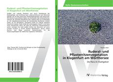 Ruderal- und Pflasterritzenvegetation in Klagenfurt am Wörthersee的封面