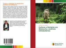 Portada del libro de Cultura e Religião em Nietzsche: análises introdutórias