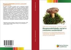 Capa do livro de Responsabilidade social e consumo sustentável
