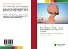 Обложка Semicondutor SnO2 - estudo das propriedades elétricas e ópticas