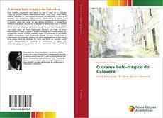 Capa do livro de O drama bufo-trágico do Calavera