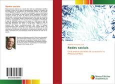 Bookcover of Redes sociais