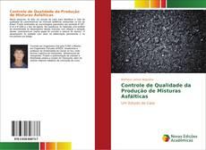 Portada del libro de Controle de Qualidade da Produção de Misturas Asfálticas