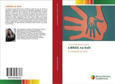 Capa do livro de LIBRAS na EaD