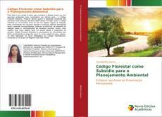 Portada del libro de Código Florestal como Subsídio para o Planejamento Ambiental