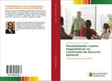 Capa do livro de Possibilidades contra-hegemônicas na construção do discurso eleitoral
