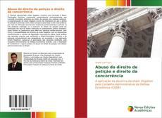 Bookcover of Abuso do direito de petição e direito da concorrência