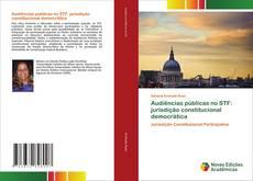 Borítókép a  Audiências públicas no STF: jurisdição constitucional democrática - hoz