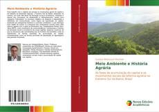 Couverture de Meio Ambiente e História Agrária