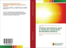 Couverture de Sistema mecatrônico para a avaliação comparativa da eficiência térmica