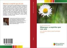 Capa do livro de Mborayu: o espírito que nos une