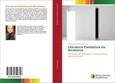 Capa do livro de Literatura Fantástica em Dicotomia