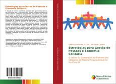 Portada del libro de Estratégias para Gestão de Pessoas e Economia Solidária