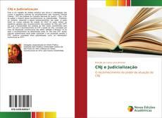Copertina di CNJ e Judicialização
