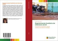 Capa do livro de Regularização fundiária de interesse social