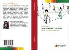 Capa do livro de Comunidades Criativas