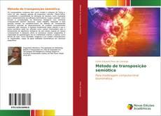 Capa do livro de Método de transposição semiótica