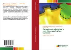 Capa do livro de Consciência sintática e coerência central no autismo