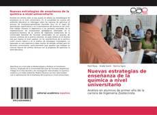 Bookcover of Nuevas estrategias de enseñanza de la química a nivel universitario