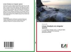 Portada del libro de Linear Analysis on singular spaces