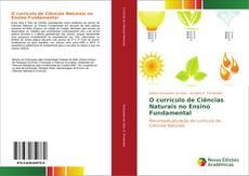 Capa do livro de O currículo de Ciências Naturais no Ensino Fundamental